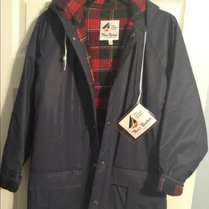 Misty Harbor **New** Any Weather Slicker/Raincoat